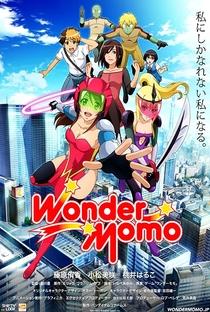Wonder Momo - Poster / Capa / Cartaz - Oficial 1