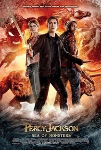 Percy Jackson e o Mar de Monstros - Poster / Capa / Cartaz - Oficial 11