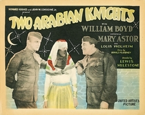 Dois Cavaleiros Árabes - Poster / Capa / Cartaz - Oficial 2