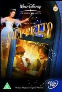 Gepeto - Poster / Capa / Cartaz - Oficial 1