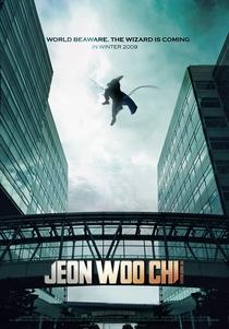 Woochi - Poster / Capa / Cartaz - Oficial 4