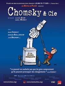 Chomsky & Cia - Poster / Capa / Cartaz - Oficial 1