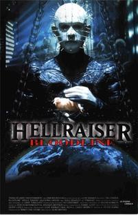 Hellraiser IV - Herança Maldita - Poster / Capa / Cartaz - Oficial 11