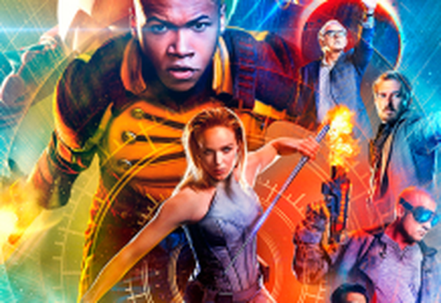Legends Of Tomorrow: The Flash, Arrow e Supergirl em novo trailer da Segunda Temporada