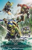 As Tartarugas Ninja: Fora das Sombras