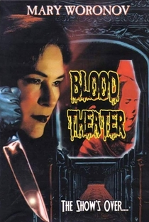 Teatro de Sangue - Poster / Capa / Cartaz - Oficial 5