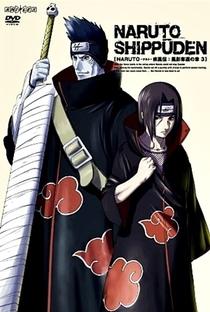 Naruto Shippuden (1ª Temporada) - Poster / Capa / Cartaz - Oficial 8