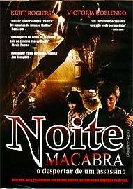 Noite Macabra - O Despertar de um Assassino - Poster / Capa / Cartaz - Oficial 2