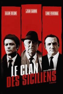 Os Sicilianos - Poster / Capa / Cartaz - Oficial 10