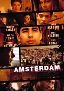 Amsterdam - Poster / Capa / Cartaz - Oficial 1