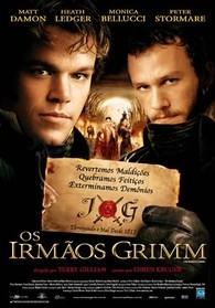 Os Irmãos Grimm - Poster / Capa / Cartaz - Oficial 2