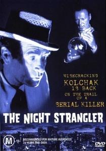 A Noite do Estrangulador - Poster / Capa / Cartaz - Oficial 1