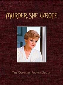 Assassinato por Escrito (4ª Temporada) - Poster / Capa / Cartaz - Oficial 1