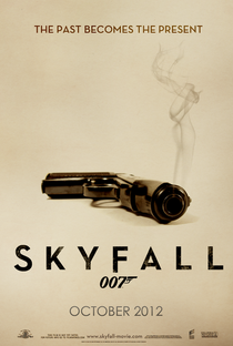 007 - Operação Skyfall - Poster / Capa / Cartaz - Oficial 8