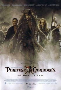 Piratas do Caribe: No Fim do Mundo - Poster / Capa / Cartaz - Oficial 4