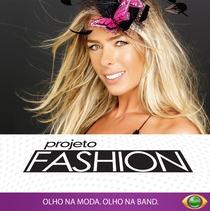 Projeto Fashion - Poster / Capa / Cartaz - Oficial 1