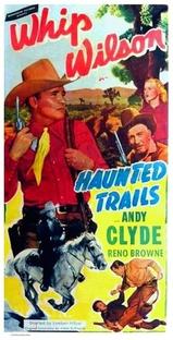 Haunted Trails - Poster / Capa / Cartaz - Oficial 1