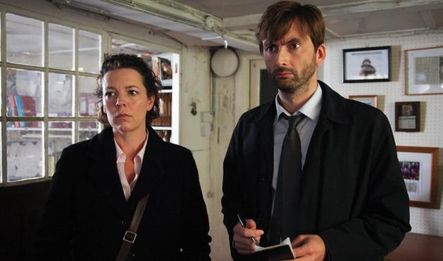 Segunda temporada de 'Broadchurch' contará com David Tennant e o retorno de outros atores   Temporadas - VEJA.com