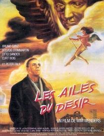 Asas do Desejo - Poster / Capa / Cartaz - Oficial 7