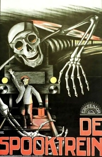 O Trem Fantasma - Poster / Capa / Cartaz - Oficial 1