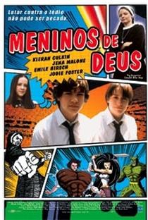 Meninos de Deus - Poster / Capa / Cartaz - Oficial 3