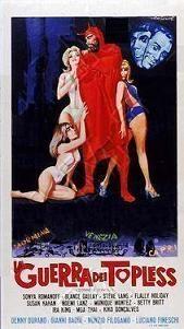 Topless War - Poster / Capa / Cartaz - Oficial 1