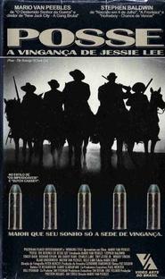 Posse - A Vingança de Jesse Lee - Poster / Capa / Cartaz - Oficial 1