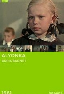 Alyonka - Poster / Capa / Cartaz - Oficial 2