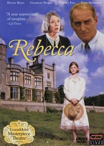 Rebecca  - Poster / Capa / Cartaz - Oficial 2
