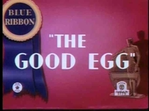 The Good Egg - Poster / Capa / Cartaz - Oficial 1