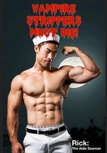 Vampire Strippers Must Die - Poster / Capa / Cartaz - Oficial 5