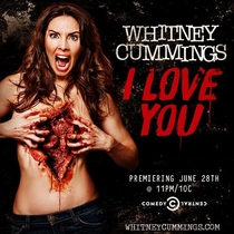 Whitney Cummings: I Love You - Poster / Capa / Cartaz - Oficial 1