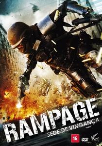 Rampage – Sede de Vingança - Poster / Capa / Cartaz - Oficial 1