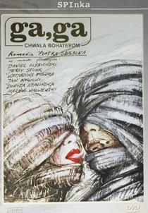 Ga, Ga - Glória aos Heróis - Poster / Capa / Cartaz - Oficial 1