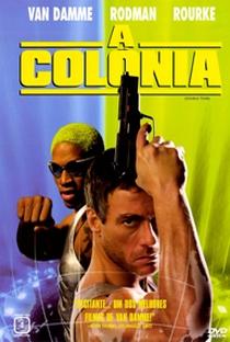 A Colônia - Poster / Capa / Cartaz - Oficial 2