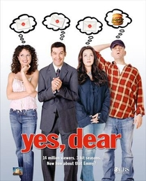 Yes Dear - Season 5 - Poster / Capa / Cartaz - Oficial 1