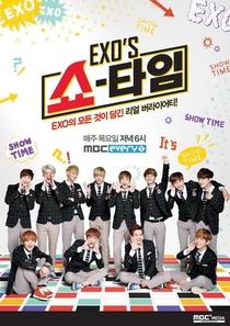 EXO Showtime - Poster / Capa / Cartaz - Oficial 1