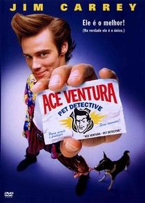 Ace Ventura: Um Detetive Diferente - Poster / Capa / Cartaz - Oficial 2