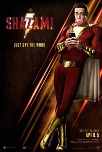 Shazam! - Poster / Capa / Cartaz - Oficial 2