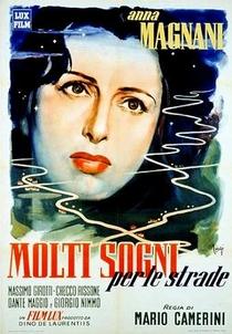 Sonhos de Rua - Poster / Capa / Cartaz - Oficial 1