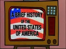 Um Resumo da Historia do Estados Unidos  (A Brief History of the United States of America )