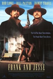 Frank e Jesse - Fora da Lei - Poster / Capa / Cartaz - Oficial 1