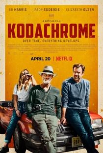 Kodachrome - Poster / Capa / Cartaz - Oficial 1