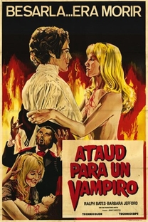 Luxúria de Vampiros - Poster / Capa / Cartaz - Oficial 6