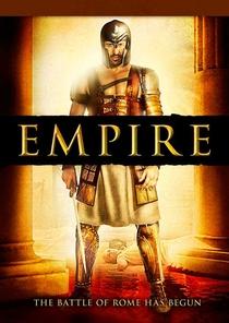 Império: Desejo, Poder e a Batalha Épica por Roma - Poster / Capa / Cartaz - Oficial 3
