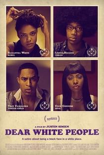 Cara Gente Branca - Poster / Capa / Cartaz - Oficial 1