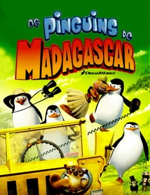 Os Pinguins de Madagascar (1ª Temporada) - Poster / Capa / Cartaz - Oficial 1