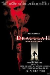 Drácula 2 - A Ascensão - Poster / Capa / Cartaz - Oficial 1