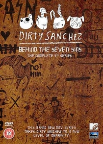 Dirty Sanchez (4ª Temporada) - Poster / Capa / Cartaz - Oficial 1