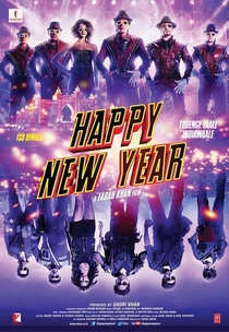 Happy New Year - Poster / Capa / Cartaz - Oficial 15